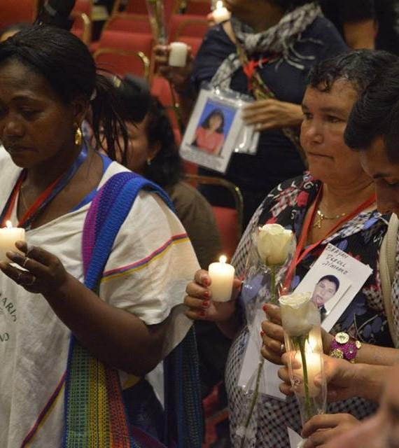 Víctimas y organizaciones de DDHH le apuestan a la búsqueda de personas desaparecidas