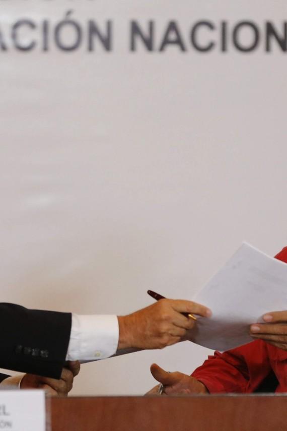 Con el anuncio del establecimiento formal de negociaciones entre el gobierno y el ELN el anhelo de paz cada vez más cerca