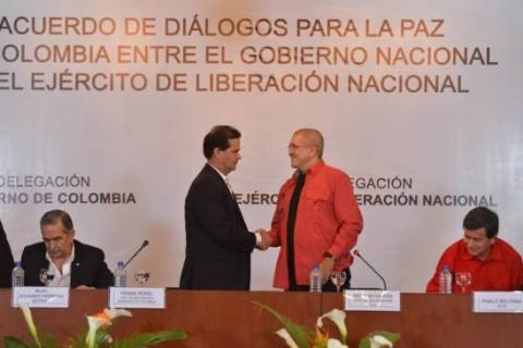 Negociaciones con el ELN nos acercan a una paz completa  y pronta