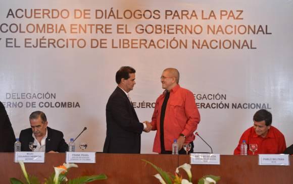 Congresistas de Estados Unidos saludan inicio de negociaciones con el ELN y hacen llamado para lograr un cese al fuego multilateral
