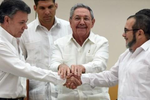La CCEEU exalta el acuerdo para un cese al fuego bilateral entre las FARC y el Gobierno Nacional y felicita a las partes por ese logro: se acerca el último día de la guerra.