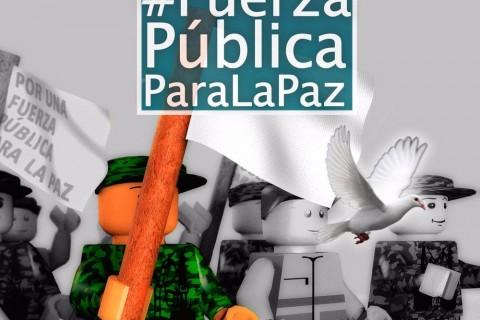 Lanzamiento Campaña Por una Comisión de Alto Nivel de Garantías de No Repetición Conversatorio por una Fuerza pública para la paz como garantía de no repetición
