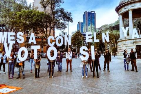 Colombia anhela proceso de Paz entre Gobierno Nacional y ELN