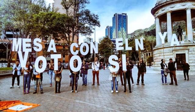 Organizaciones sociales facilitan reinicio de dialogos Gobierno – ELN