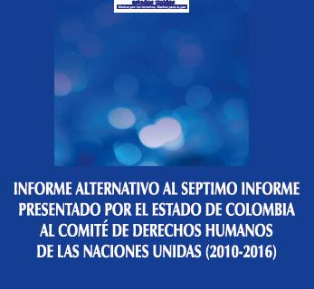 Colombia no ha cumplido con las obligaciones del Pacto Internacional de Derechos Civiles y Políticos