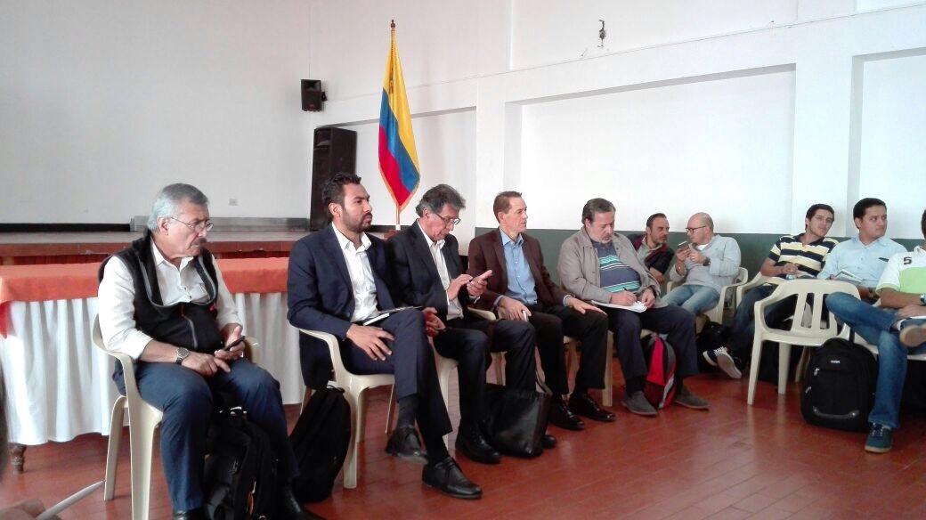 Organizaciones del Cauca envian carta al presidente Juan Manuel Santos en el marco de la instalación de la Comisión Nacional de Garantías de Seguridad