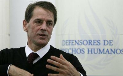 Más de 280 organizaciones sociales solicitamos que Todd Howland se quede en Colombia