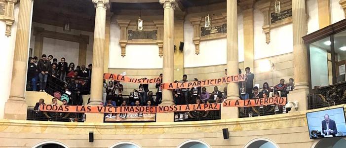 ATAQUES A LOS DEFENSORES DE DERECHOS HUMANOS EN COLOMBIA SE INCREMENTAN POR FALTA DE VOLUNTAD PARA ESCLARECER Y DESMANTELAR LAS ESTRUCTURAS CRIMINALES QUE LOS PERPETRAN