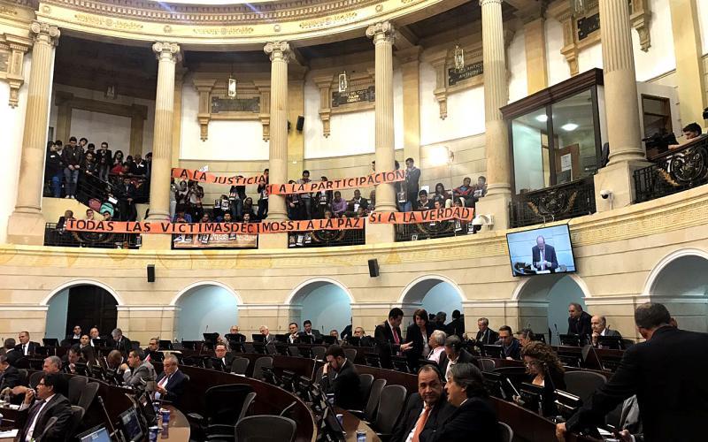 Decreto que suspende órdenes de captura a fuerza pública es inconstitucional