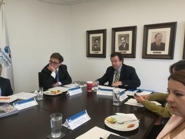 Con la presencia de delegada de plataformas de derechos humanos se instaló Consejo Asesor de la Defensoria del Pueblo