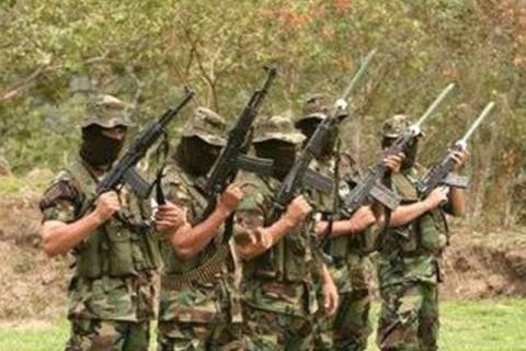 La prohibición constitucional del paramilitarismo es garantía de no repetición.
