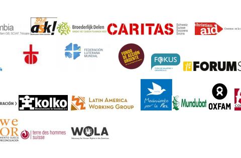 Organizaciones internacionales de sociedad civil celebran el acuerdo sobre el cese al fuego bilateral y temporal entre el gobierno de Colombia y el Ejército de Liberación Nacional -ELN- y llaman a las partes a honrar su palabra y avanzar en el proceso