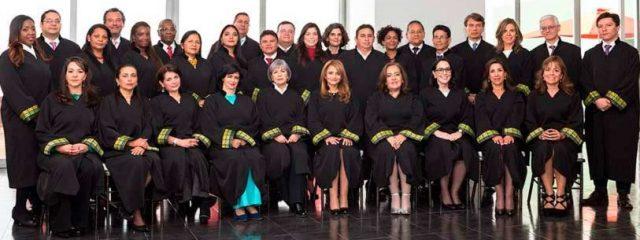 La justicia como parte esencial de la paz y la decisión soberana de la sociedad colombiana, debe ser respetada
