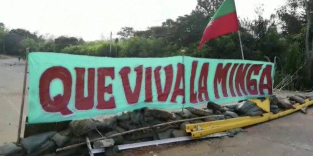 TODOS SOMOS MINGA