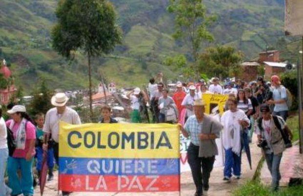 """""""La paz en Colombia está en peligro"""", denuncian organizaciones de derechos humanos en Bruselas"""