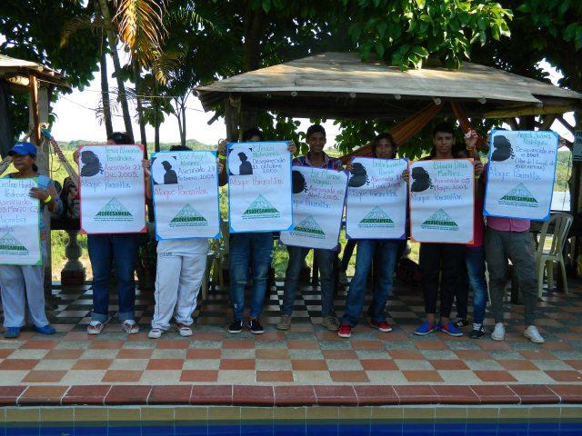 COMUNICADO DEL NODO NORORIENTE DE LA COORDINACIÓN COLOMBIA – EUROPA – ESTADOS UNIDOS