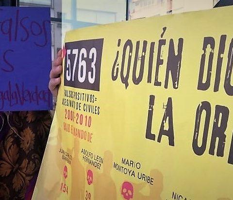 Pedimos a la JEP adoptar medidas urgentes frente a la negativa del Gr (r) Mario Montoya de aportar verdad en la justicia transicional