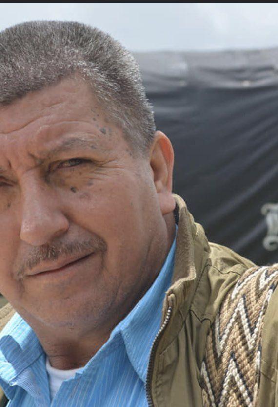 La Coordinación Colombia Europa Estados Unidos, rechaza el asesinato de su dirigente en el Putumayo MARCO RIVADENEIRA