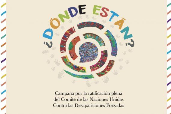 Semana Internacional del Detenido Desaparecido 2020   AGENDA