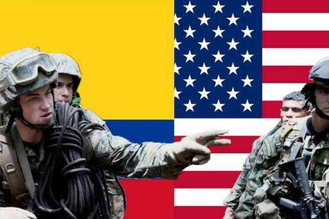 La llegada a Colombia de tropas de los Estados Unidos es un atentado contra la democracia y la soberanía del pueblo colombiano