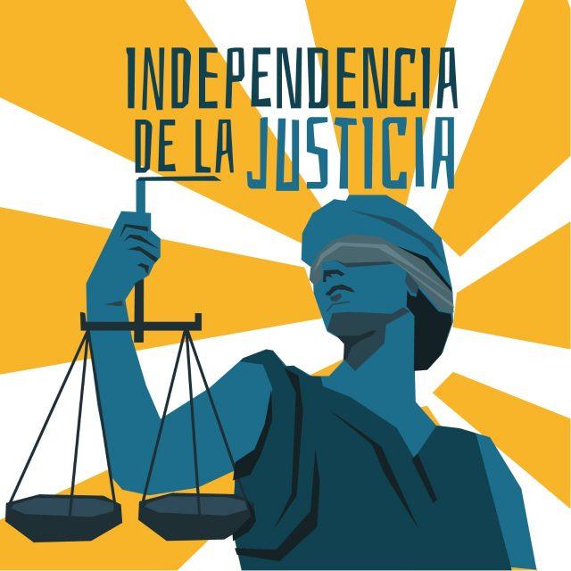 Exigimos respeto por la independencia judicial en Colombia