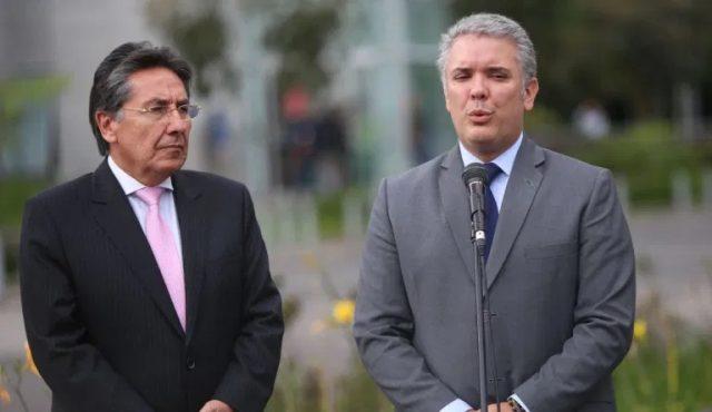 Néstor Humberto Martínez debe responder ante la justicia por graves crímenes contra la paz y no ser nombrado Embajador en España