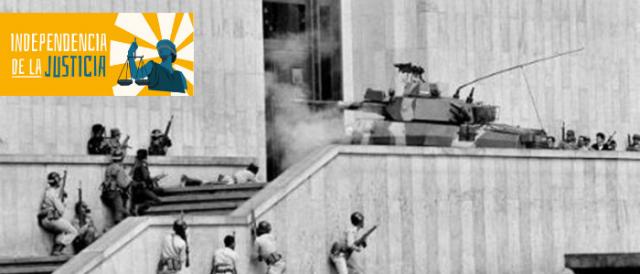 35 años después del holocausto la justicia sigue en llamas