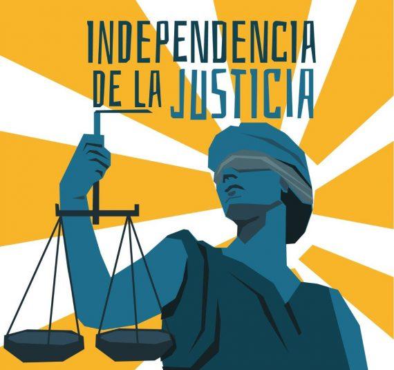 independencia de la justicia CCEEU