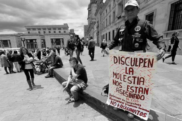 Rechazo a la opinión pública por amenazas y hostigamiento contra organizaciones de derechos humanos y sus miembros, en Tolima
